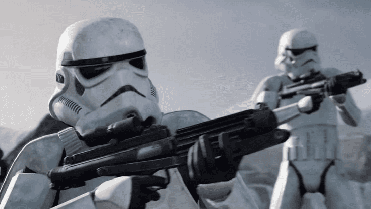 Star Wars Jedi: Fallen Order Finally Reveals Why Stormtroopers Have Terrible Aim