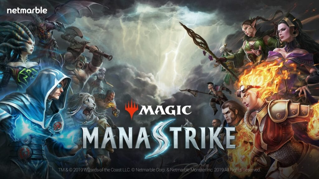 magic the gathering manastrike