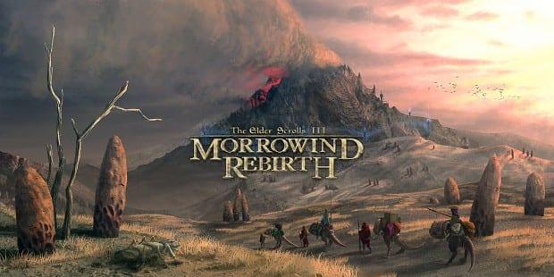 morrowind rebirth mod