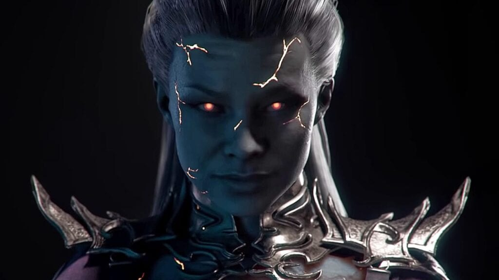 Mortal Kombat 11 Leak Reveals New Sindel Render, Release Details