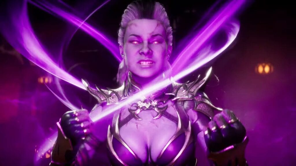 Mortal Kombat 11 Sindel Gameplay Revealed (VIDEO)