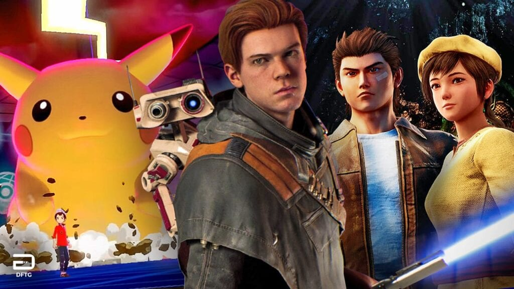 November 2019: Every Game And DLC Releasing (VIDEO)