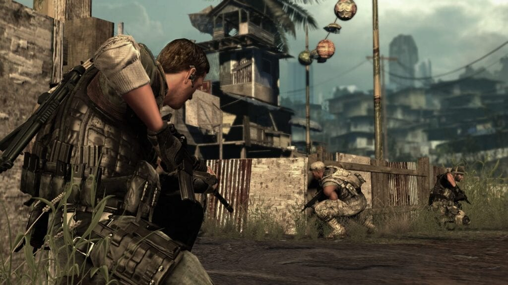 New SOCOM Game Reportedly In Development For PS5