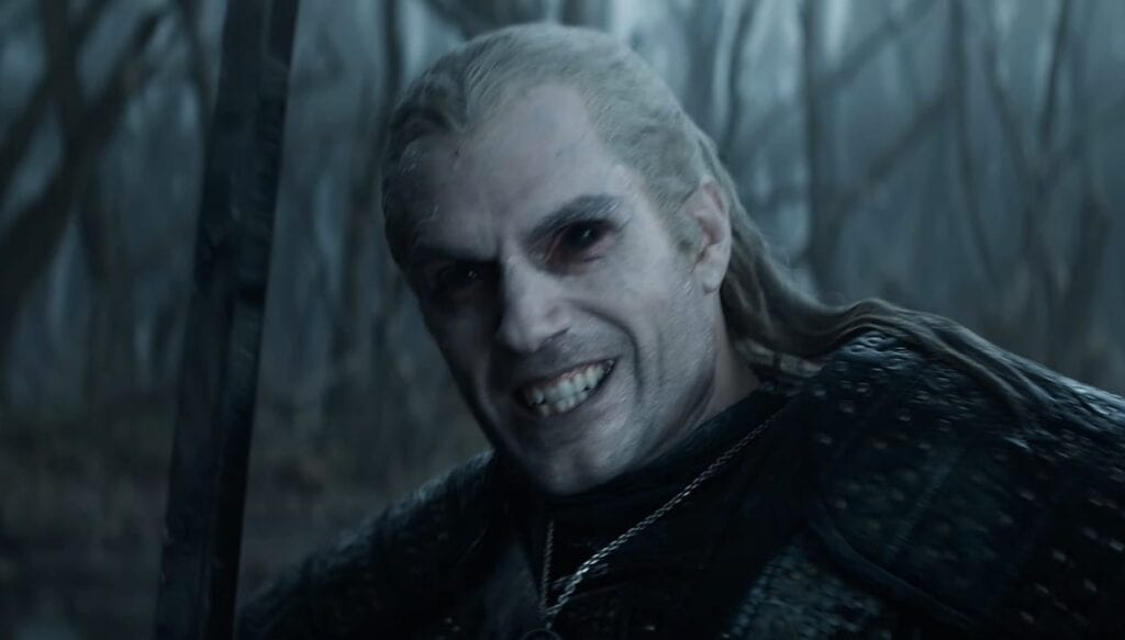 "The Witcher Netflix Series ""Taking The Fantasy Out,"" Leaning Into The Horror"