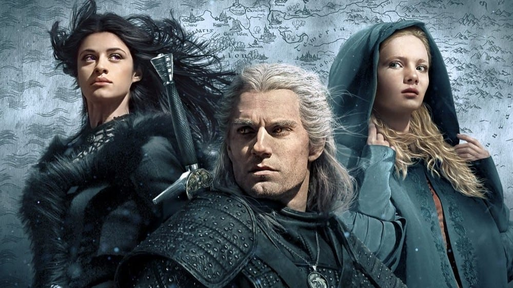The Witcher Netflix Series Unveils Epic New Poster