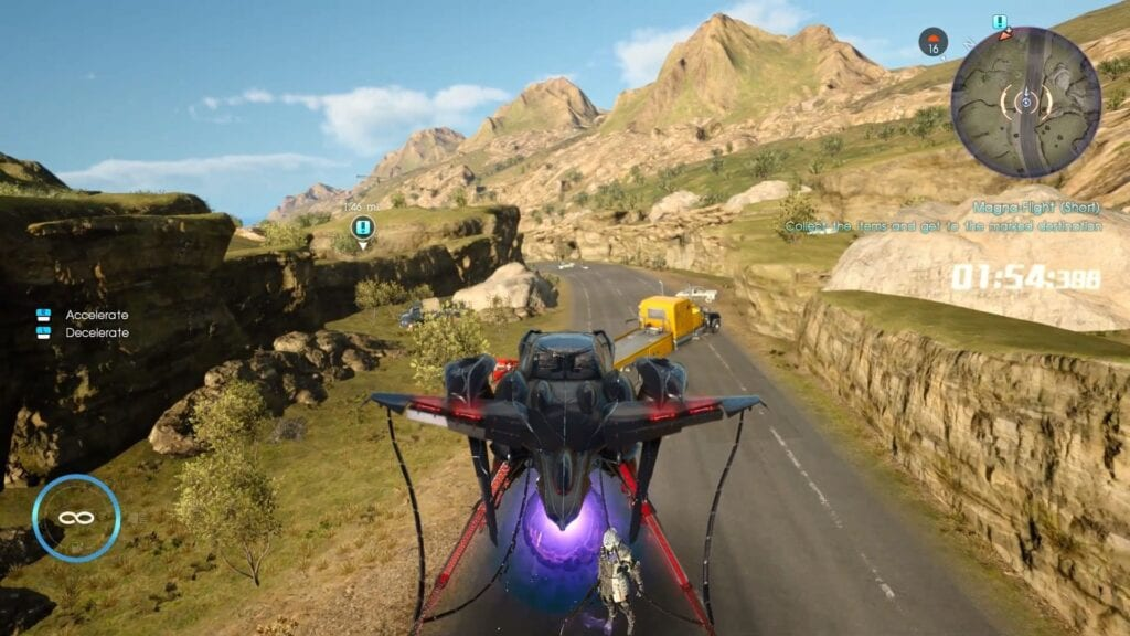"""Final Fantasy XV On Google Stadia Has Exclusive """"Crazy Challenges"""""""