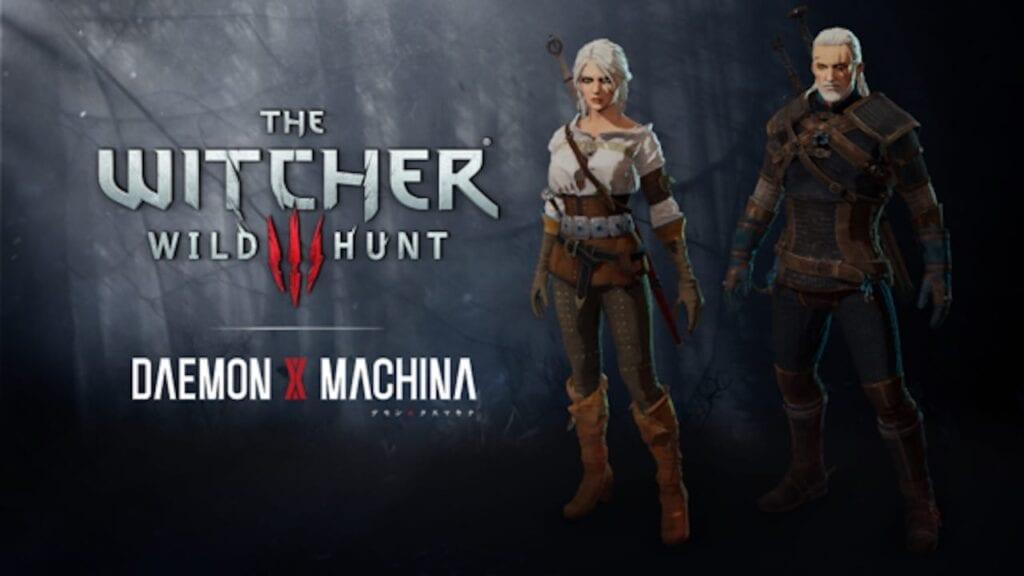 Witcher Daemon X Machina