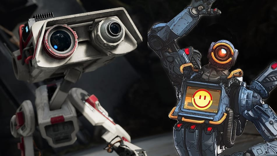 Apex Legends Star Wars BD-1
