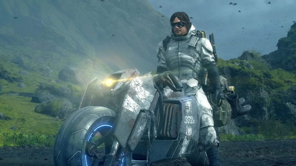 Death Stranding December Update Adds Vehicle Dismantling, Improves Odradek Visibility