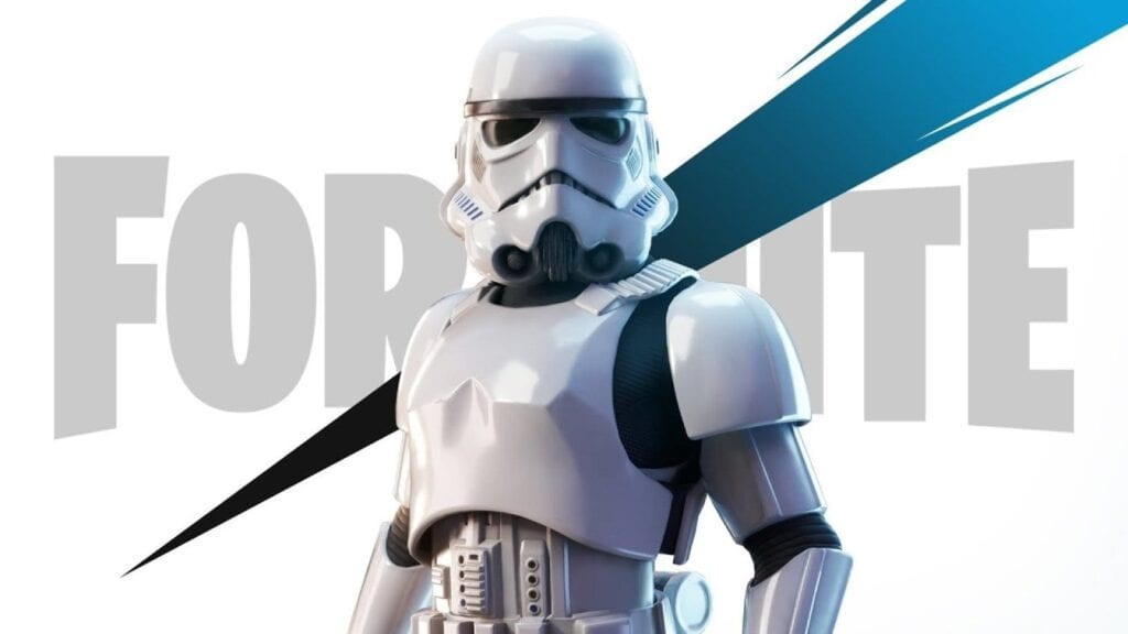 Fortnite Star Wars