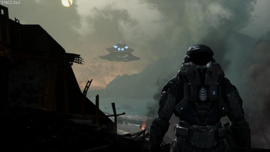 Halo Reach Pc Already Has Unofficial Mod Support
