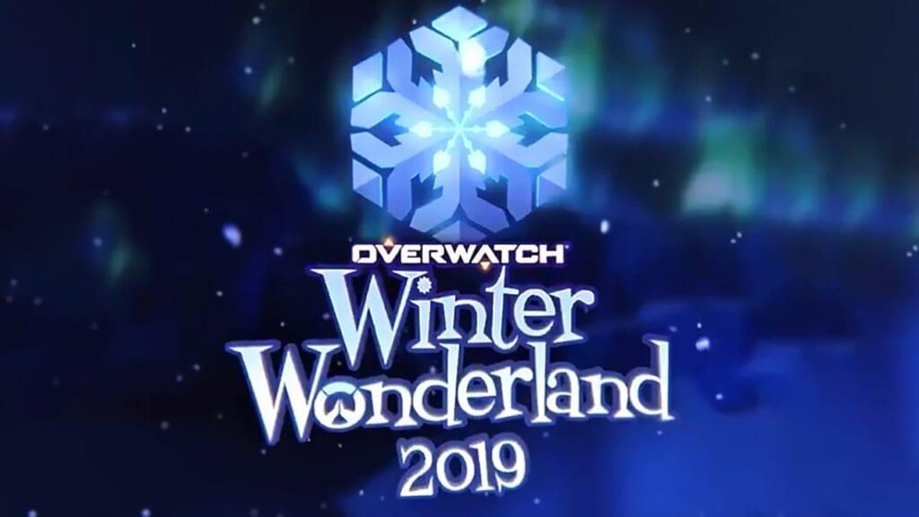 Overwatch Winter Wonderland 2019