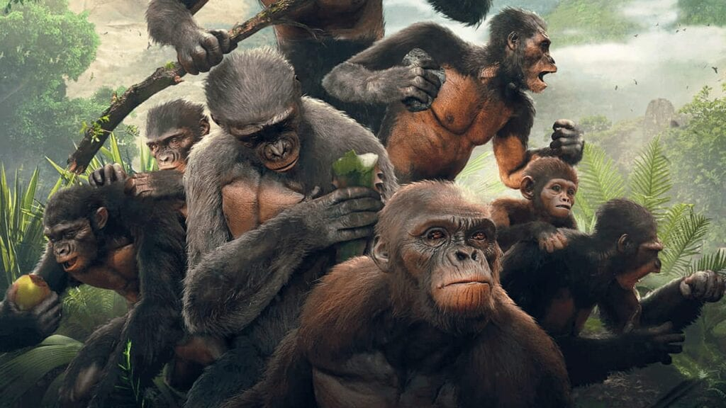 Ancestors: The Humankind Odyssey Reveals New Features For Console Release