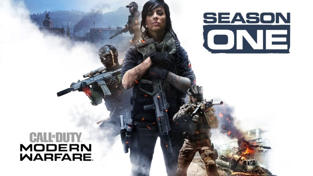 call of duty modern warfare season one