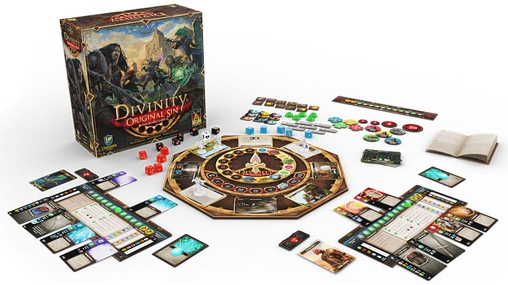 Divinity Original Sin Board Game Crosses $1 Million In Crowdfunding