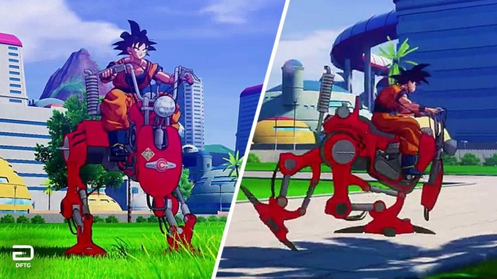 Dragon Ball Z: Kakarot Vehicle Customization Revealed (VIDEO)