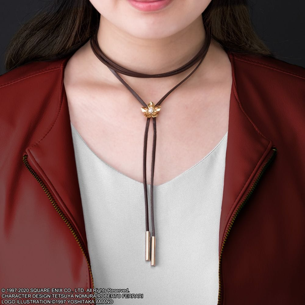 Final Fantasy VII Remake Reveals Official Aerith-Inspired Jewelry