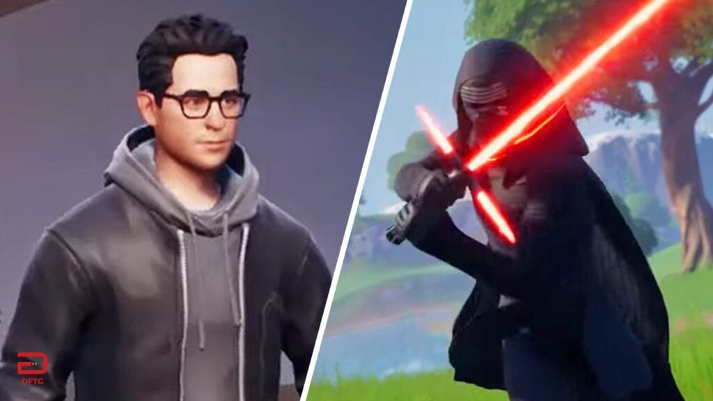 Fortnite Star Wars Event Debuts Lightsabers, 'Rise of Skywalker' Clip (VIDEO)