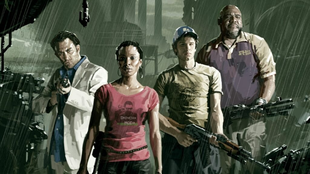 Left 4 Dead VR Game Rumored To Be In The Works