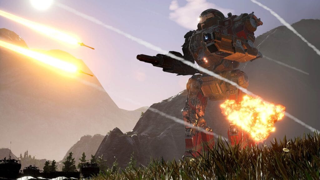 MechWarrior 5 Reveals Explosive Launch Trailer, System Requirements (VIDEO)