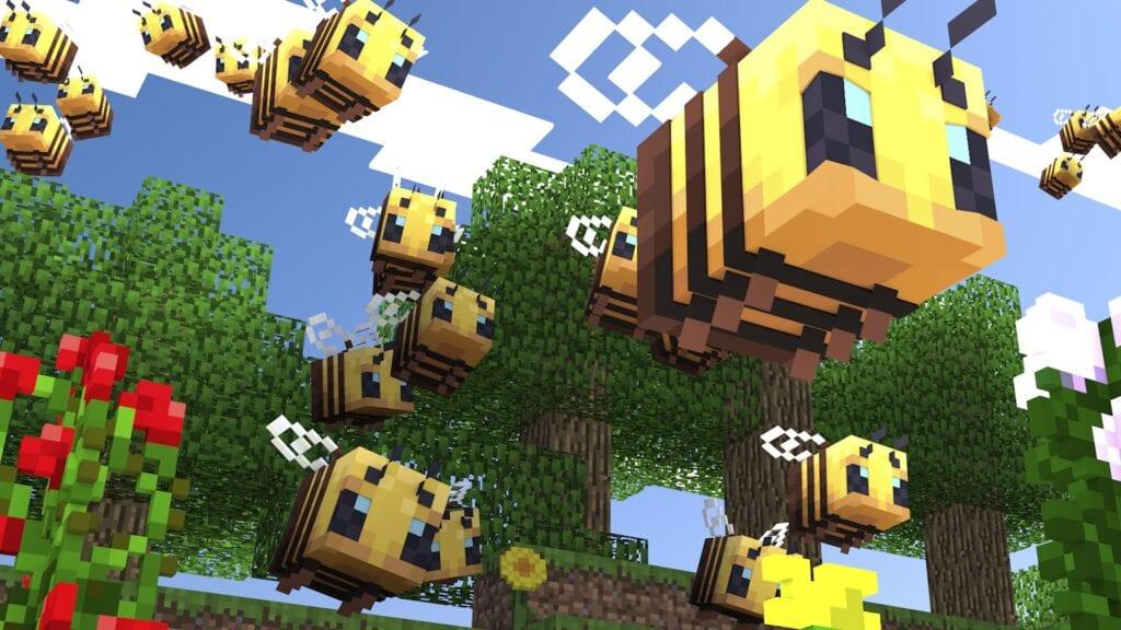 Minecraft PS4 Crossplay