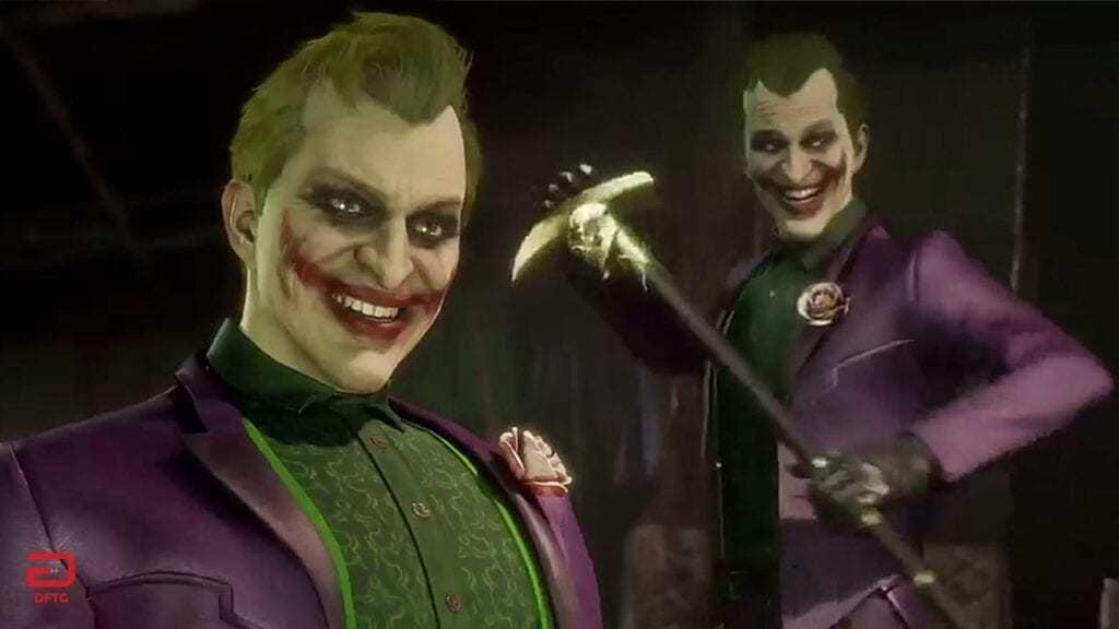 Mortal Kombat 11 Joker DLC Teaser Revealed (VIDEO)