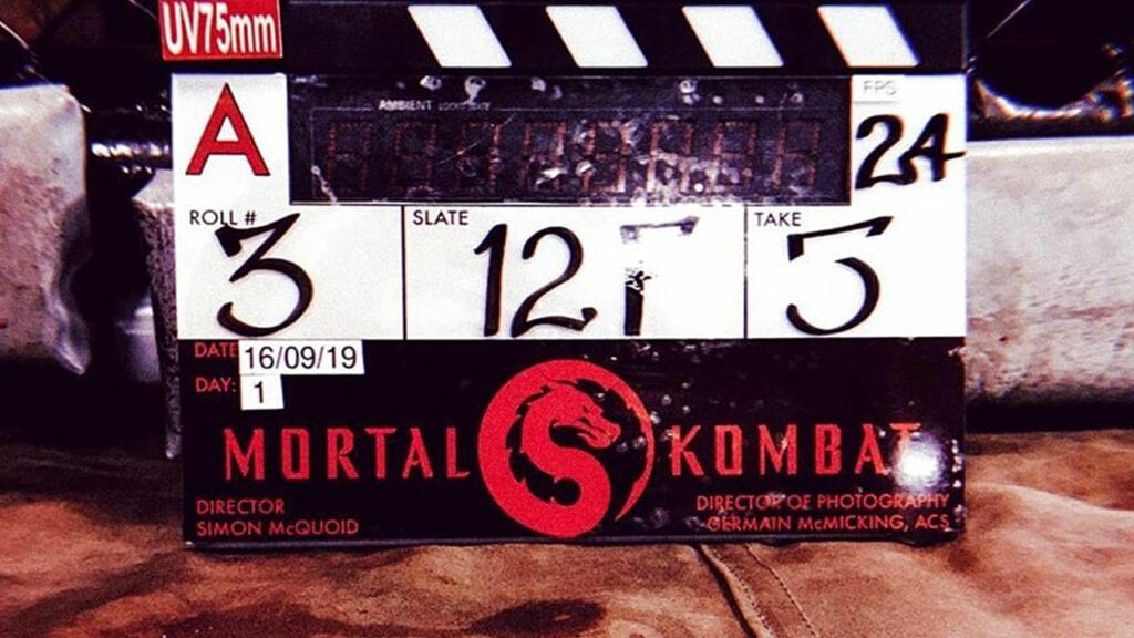 Mortal Kombat Movie Receives New Release Date