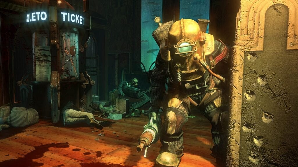 Next BioShock Game Announced By New 2K Studio