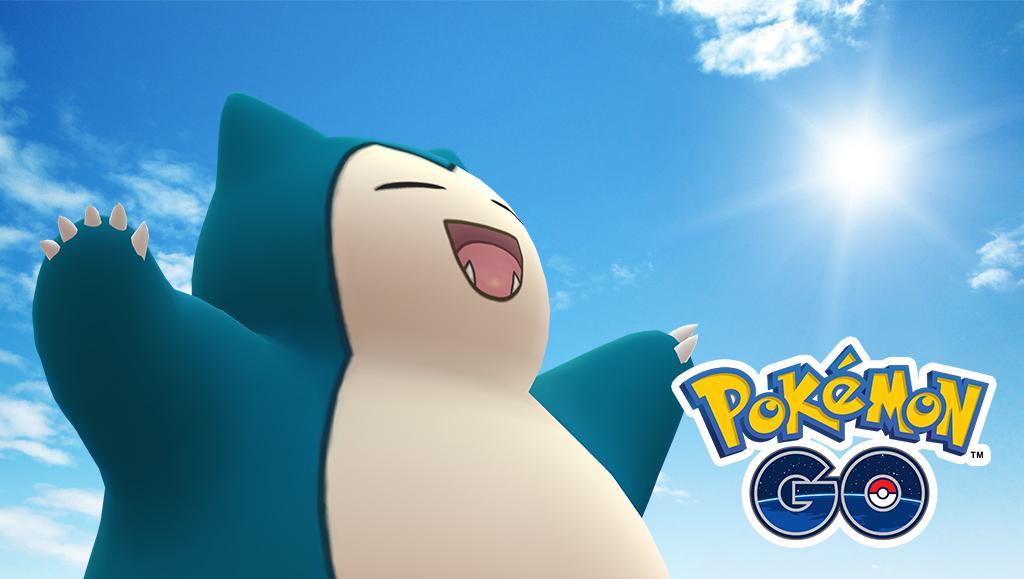 pokemon go snorlax