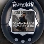 Call of Duty Modern Warfare Tamagotchi