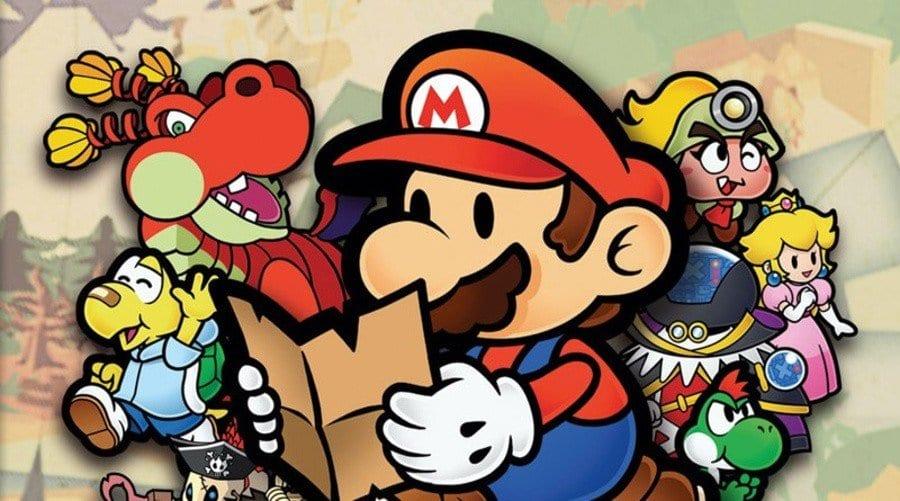 New Paper Mario