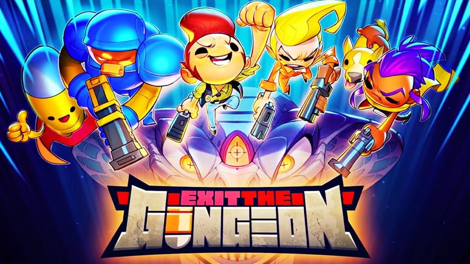 Exit the Gungeon