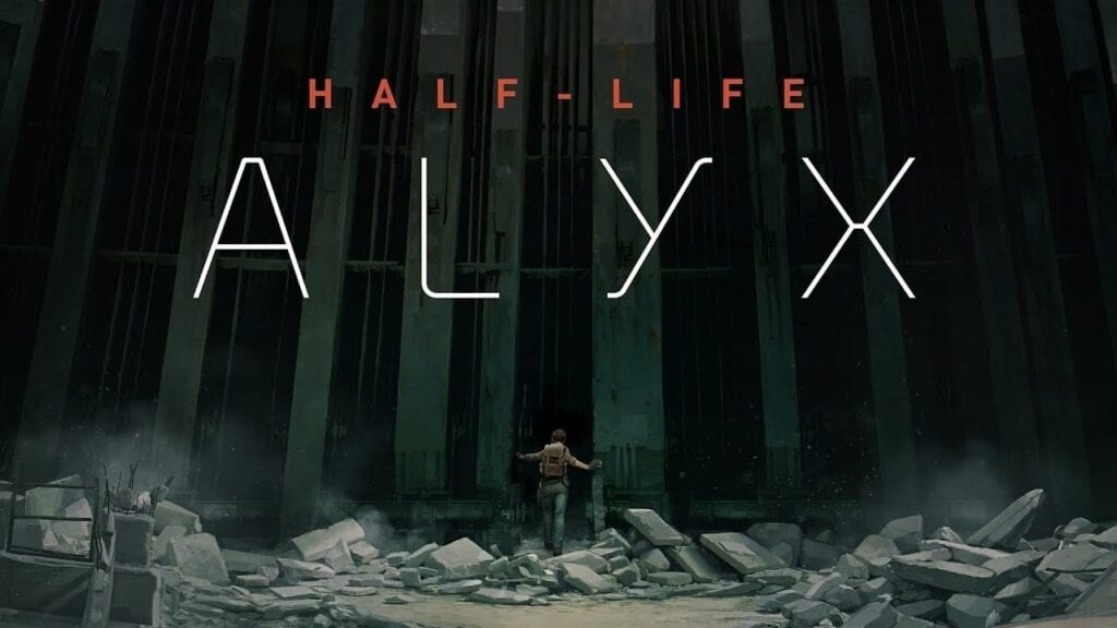 Original Half-Life Writer Acted As Consultant For Half-life: Alyx