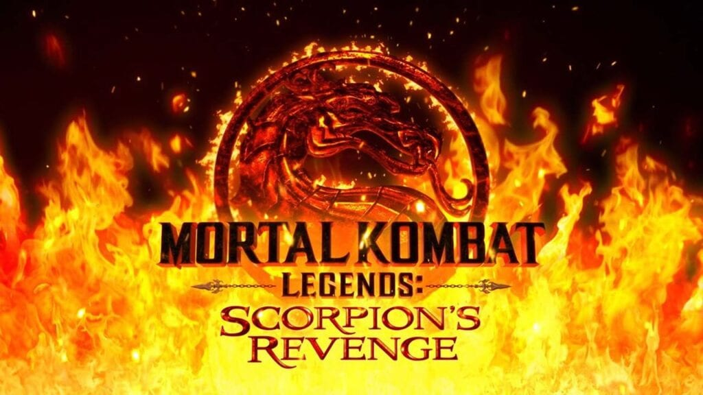 Mortal Kombat Animated Movie