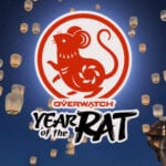 Overwatch Lunar New Year 2020