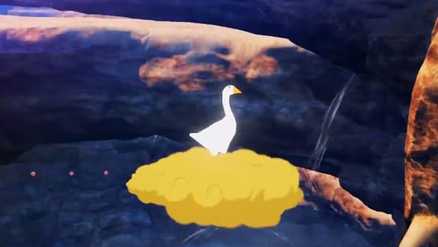 Untitled Goose Game Kakarot