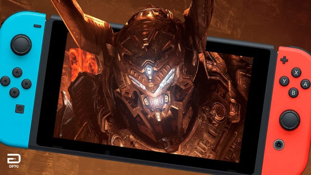 """DOOM Eternal For Nintendo Switch Coming """"A Bit Later"""" After Launch (VIDEO)"""