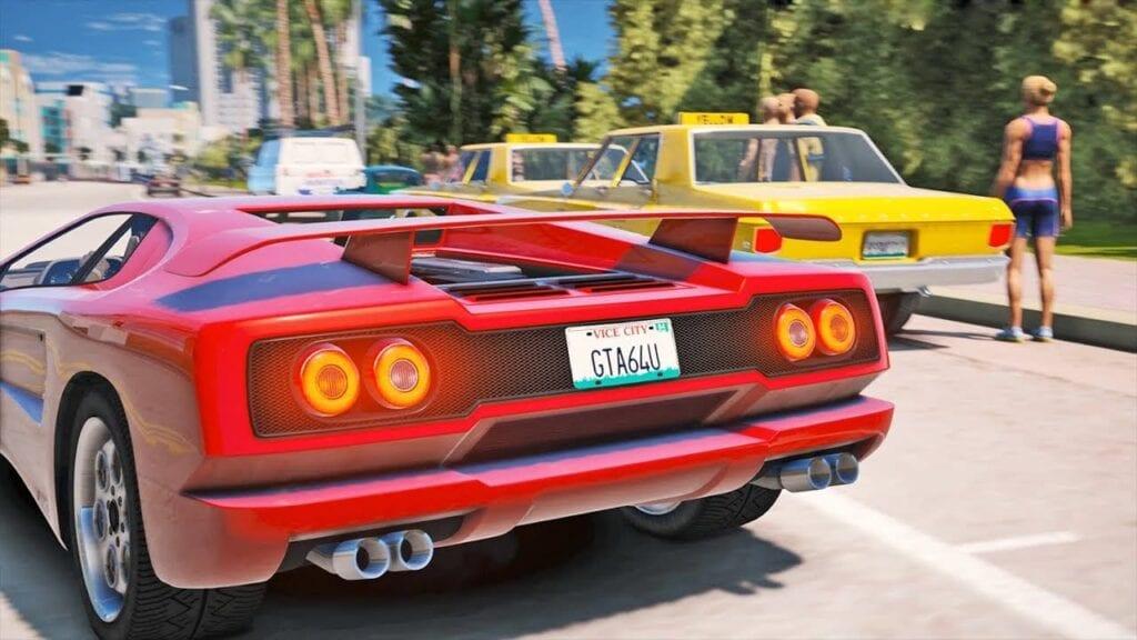 Grand Theft Auto 6 Setting