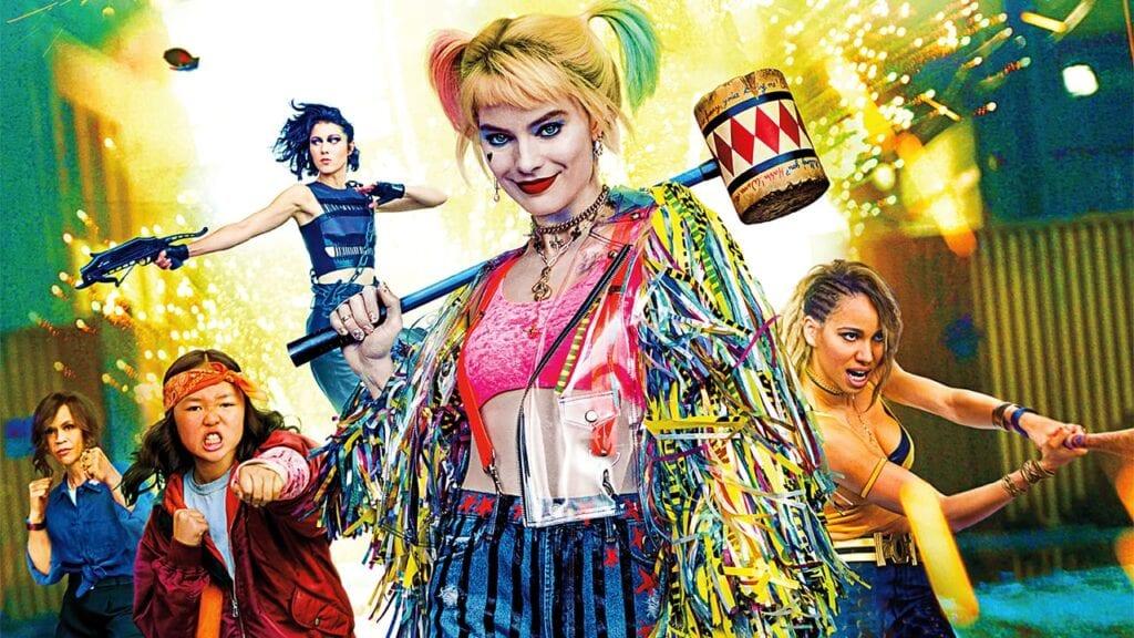 Fortnite Harley Quinn Crossover Teased For Birds Of Prey Release