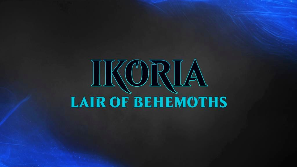 Magic: The Gathering Teases New Ikoria: Lair Of Behemoths Expansion
