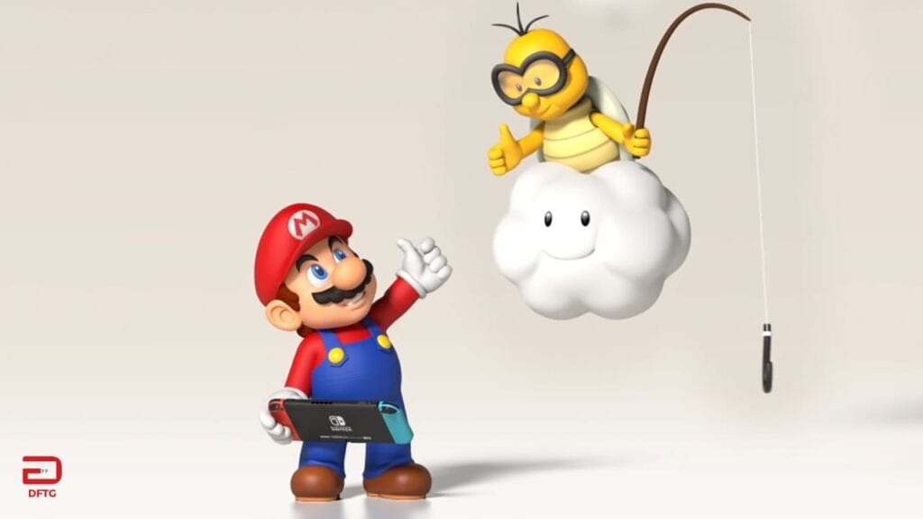 """Nintendo Interested In Cloud Gaming, Says Console-Only Is """"Pointless"""""""