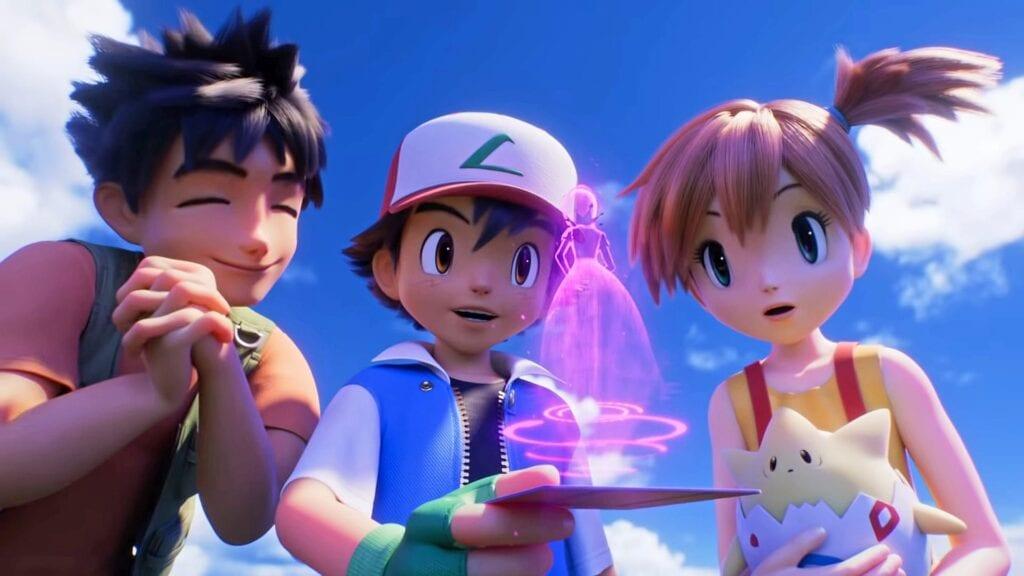 Pokémon: The First Movie Remake Heads To Netflix Next Month (VIDEO)