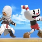 Super Smash Bros. Assassin's Creed Cuphead