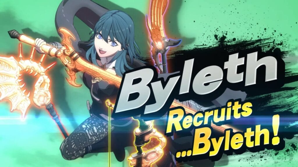 Super Smash Bros. Ultimate Reveals Fire Emblem: Three Houses' Byleth DLC (VIDEO)