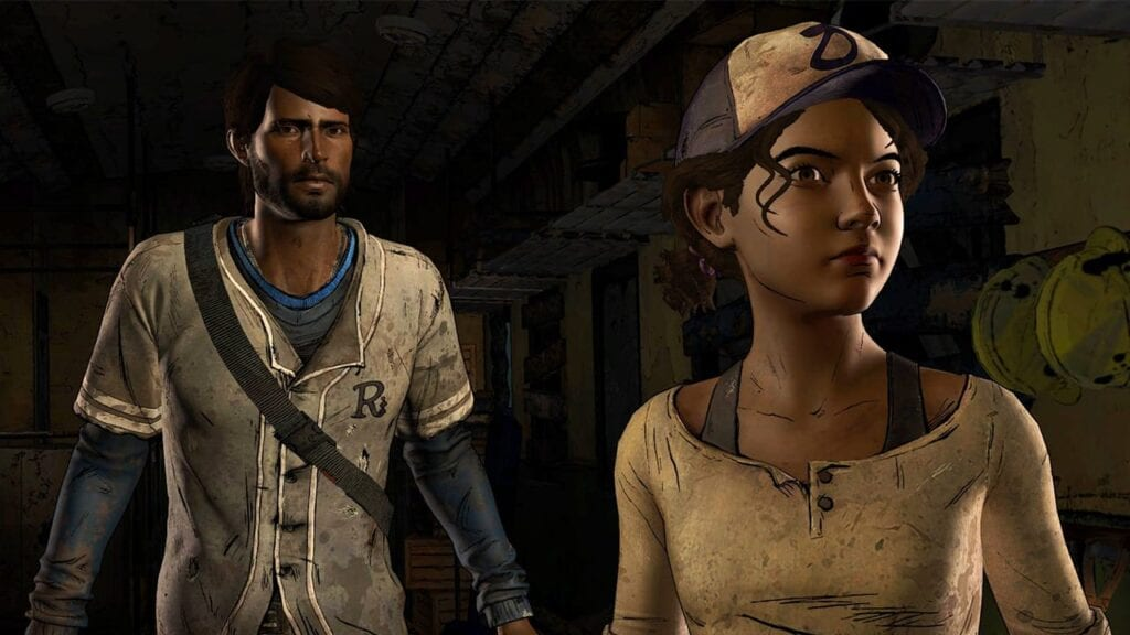 The Walking Dead Telltale Nintendo Switch