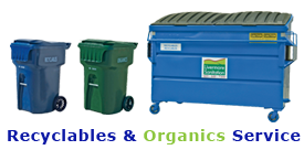 Recyclables & Organics Service
