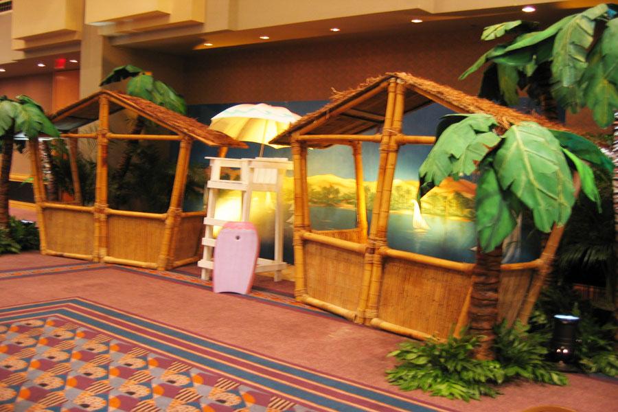 Hawaiian Theme Party Luau Party Monte Carlo Productions