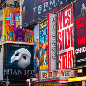 Broadway and Theatrical Props