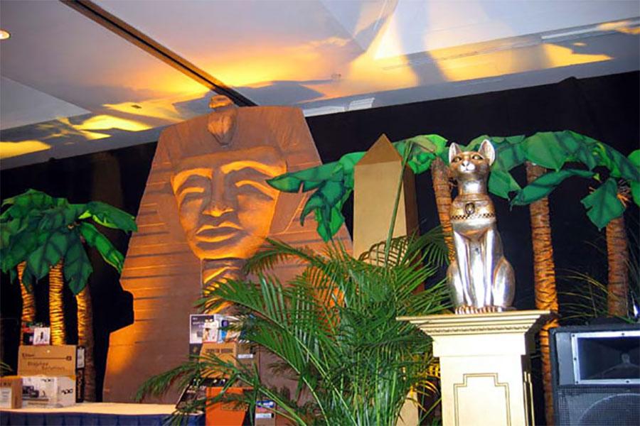 Egyptian Theme party