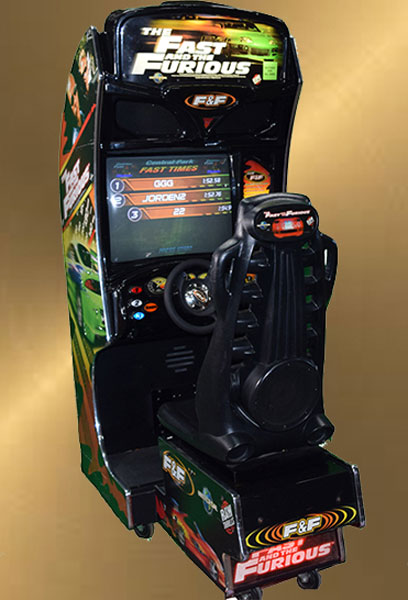 Fast and Furious Arcade Games